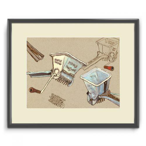hak-medium-art-print